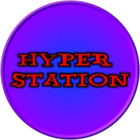 Logo de la radio HYPERSTATION
