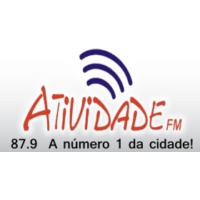 Logo of radio station Atividade FM 87.9 FM