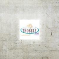 Logo of radio station Thobela FM