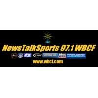 Logo de la radio NewsTalkSports 97.1 WBCF