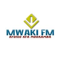 Logo of radio station MWAKI FM