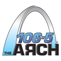 Logo de la radio WARH The Arch 106.5