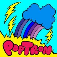 Logo of radio station SomaFM - PopTron