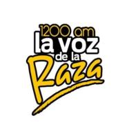 Logo of radio station La Voz de la Raza Deportes