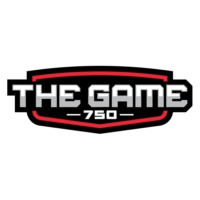 Logo of radio station KXTG 750 The Game