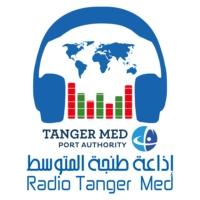 Logo of radio station Radio Tanger Med