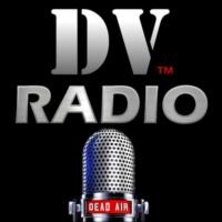Logo of radio station DV Radio