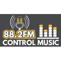 Logo de la radio 88.2 FM CONTROL MUSIC
