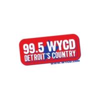 Logo of radio station 99.5 FM WYCD