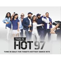 Logo de la radio Hot 97.1 Vegas Dance Radio