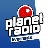 Logo of radio station planet radio - livecharts