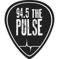 Logo de la radio KXIT 94.5 The Pulse