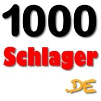 Logo of radio station 1000 Schlager