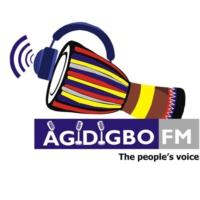 Logo of radio station Agidigbo FM