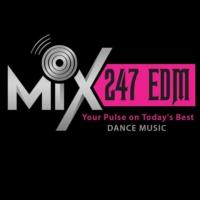 Logo de la radio Mix 247 EDM