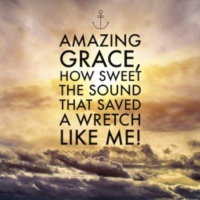 Logo de la radio Amazing Grace