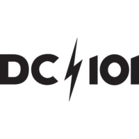 Logo of radio station WWDC DC101