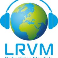 Logo of radio station radio vision mondiale