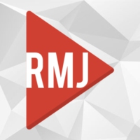 Logo of radio station RMJ RADIO OFFICIEL