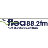 Logo de la radio The Flea FM
