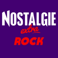 Logo de la radio Nostalgie Extra Rock