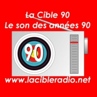 Logo de la radio La Cible 90