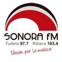Logo de la radio Sonora FM