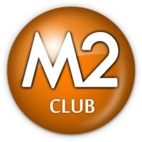 Logo de la radio M2 CLUB