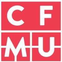 Logo of radio station 93.3 CFMU