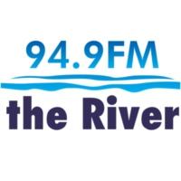 Logo de la radio KRVB 94.9 The River