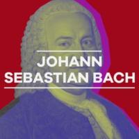Logo of radio station Klassik Radio - Johann Sebastian Bach