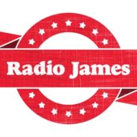 Logo of radio station Radio James