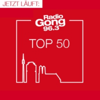 Logo of radio station Radio Gong 96.3 München - Top 50