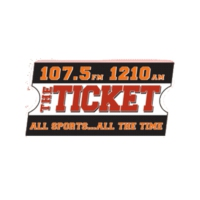 Logo of radio station WTXK The Ticket