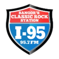 Logo of radio station WWMJ I-95