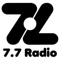 Logo of radio station 7.7 Radio