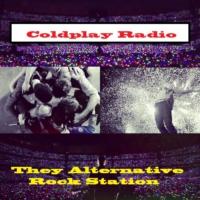 Logo de la radio Coldplay Radio