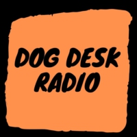 Logo de la radio Dog Desk Radio