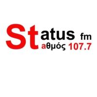 Logo of radio station Status FM 107.7