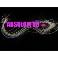 Logo of radio station ABSOLOM 80