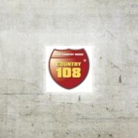 Logo de la radio Country 108