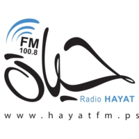Logo of radio station Radio Hayat - راديو حياة
