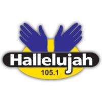 Logo of radio station WERC-FM Hallelujah 105.1