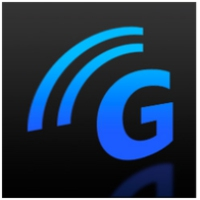 Logo of radio station GotRadio - Rockin 80s