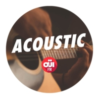 Logo of radio station OUI FM Acoustic
