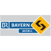 Logo of radio station BR Bayern Mobil
