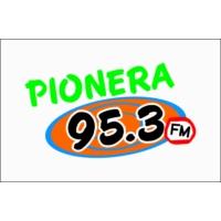 Logo of radio station Pionera 95.3