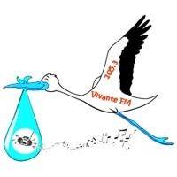 Logo de la radio Vivante FM