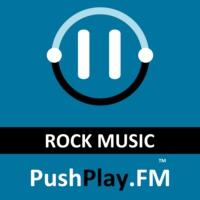 Logo of radio station PushPlay.FM Rock Radio Station