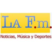 Logo de la radio La FM Cali